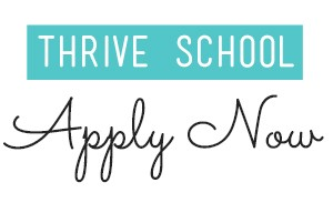 thrive school apply now